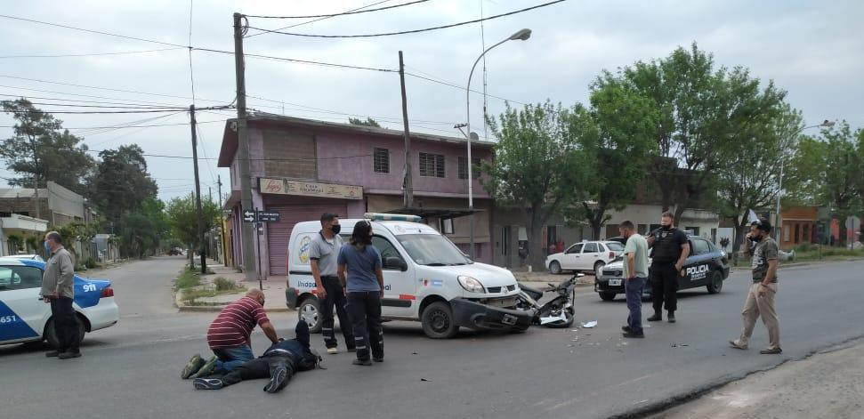Accidente B I